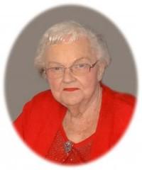 Banks Marie Irene nee Menzies  November 18th 2018 avis de deces  NecroCanada