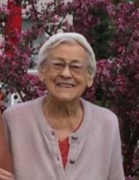 Dorothy Toews  August 22 1925  November 17 2018 avis de deces  NecroCanada