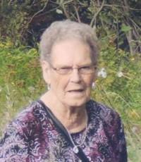 Bertha Mary Gallant  19262018 avis de deces  NecroCanada