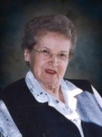 Noella Fortier Jolicoeur  (1922  2018) avis de deces  NecroCanada