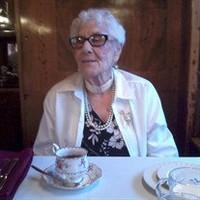 Marjorie Joyce Wilson nee Hayly  September 15 1931  November 21 2018 avis de deces  NecroCanada