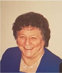 Donna Zinn  2018 avis de deces  NecroCanada