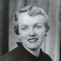 Janet Claire Evans Thurston  July 06 1934  November 24 2018 avis de deces  NecroCanada