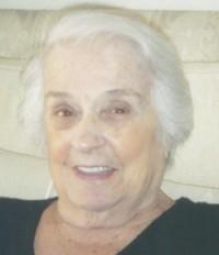 Rejeanne Gaudreau Dumouchel  8 août 1925