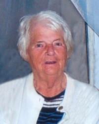 BERGERON Lorette  1937  2018 avis de deces  NecroCanada