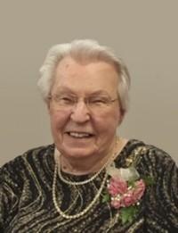 WILKINS Bertha Eileen Daiken of London formerly of Ilderton  2018 avis de deces  NecroCanada