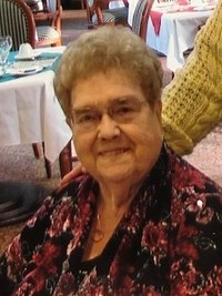 Alma Mary Johnson  December 1 2018 avis de deces  NecroCanada
