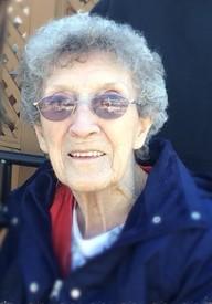 Margaret 'Peggy' Bowman  2018 avis de deces  NecroCanada