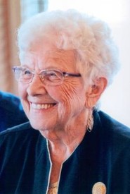Mary Evelyne Albert  19232018 avis de deces  NecroCanada