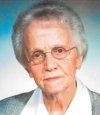 Gervaise Rioux RSR  20 janvier 1927 – 04 décembre 2018