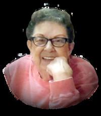 Rita Joan Ionson  2018 avis de deces  NecroCanada