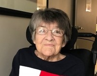 Julia Laluha Hutcheson  April 8 1933  December 7 2018 (age 85) avis de deces  NecroCanada