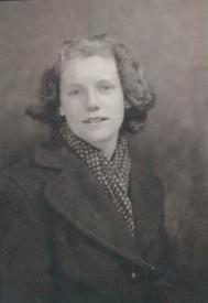 Audrey Marie Bates  19302018 avis de deces  NecroCanada