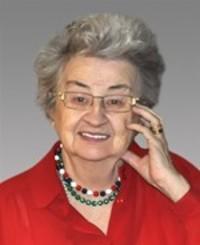 Jeannine Deschamps nee Laflamme  1930  2018 (88 ans) avis de deces  NecroCanada