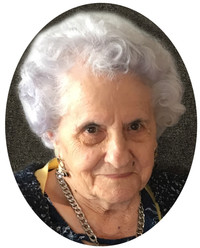 Ida Mazzei ANTONY  December 16 1921  December 9 2018 (age 96) avis de deces  NecroCanada