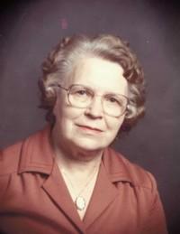 Agnes Isabelle Low  August 4 1920  December 12 2018 (age 98) avis de deces  NecroCanada