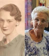 Madeline McCarthy Bibby  September 17 1912 –