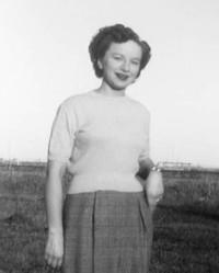 Alice Eleanor Dodd  2018 avis de deces  NecroCanada