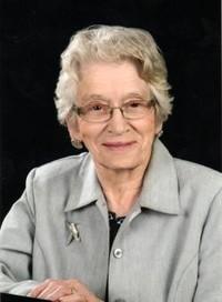 Dorothy E Simpson  19342018 avis de deces  NecroCanada