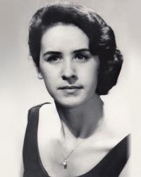 Patricia Dionne 1942-2018 avis de deces  NecroCanada