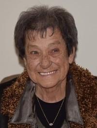 Therese Charette Moreau  2018 avis de deces  NecroCanada