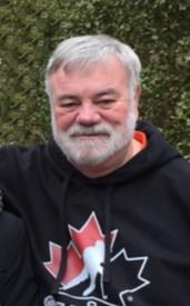 Gerald Gerry Cadeau  2018 avis de deces  NecroCanada