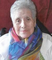 Pamela Alice Bond Parsley  November 2 1931 –