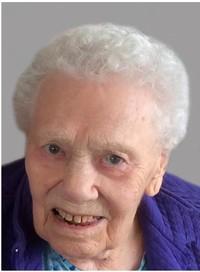 Edna Annie Kramer  December 14th 2018 avis de deces  NecroCanada
