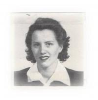 Dorothy Dody Parr  19262018 avis de deces  NecroCanada