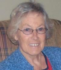 Grace Margaret Thompson Eady  August 23 1932 –