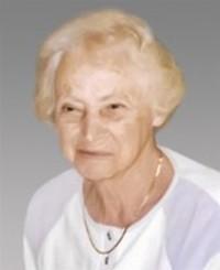 Jeanne D'Arc Brisebois nee Laliberte  1922  2018 (96 ans) avis de deces  NecroCanada