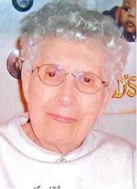 Nellie May Teesdale  December 17 2018 avis de deces  NecroCanada