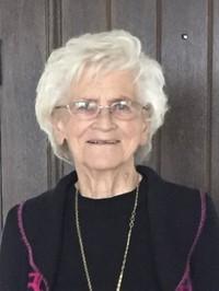 Olga Clara Heikel  January 14 1932  December 19 2018 avis de deces  NecroCanada