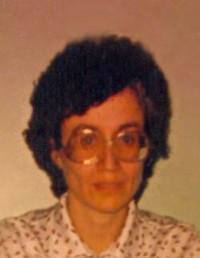 Delcia LeBlanc  19512018 avis de deces  NecroCanada