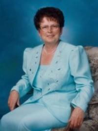 Jeannine Fortier  1931  2018 (87 ans) avis de deces  NecroCanada