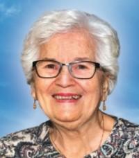 ALLAIN  CLARK  Cecile  1935  2018 avis de deces  NecroCanada