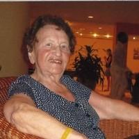 Maria Bunjo  February 17 1927  December 21 2018 avis de deces  NecroCanada