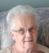 Gertrude Bergeron  23 décembre 2018 avis de deces  NecroCanada