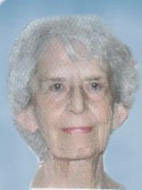 Mme Suzanne Forest  19282018 avis de deces  NecroCanada
