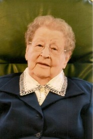 Lorette LeBlanc  September 28 1918  December 26 2018 (age 100) avis de deces  NecroCanada
