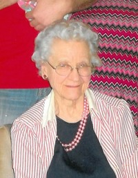 Olive Irene Parkinson Smith  October 3 1921  December 24 2018 (age 97) avis de deces  NecroCanada