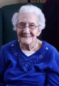 Doris Marie Ward  2018 avis de deces  NecroCanada