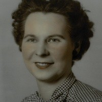 Leonora Grace Anderson  August 19 1921  December 27 2018 avis de deces  NecroCanada