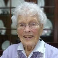 WILSON Elsie  October 29 1918 — December 21 2018 avis de deces  NecroCanada