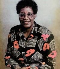 Lillian Joseph  August 9 1935 –