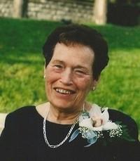 Shirley Watson  July 7 1931 –