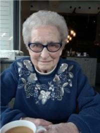 Grace Black  February 4 1930  December 25 2018 avis de deces  NecroCanada