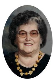 Theresa Evelyn Curry  of St. Albert