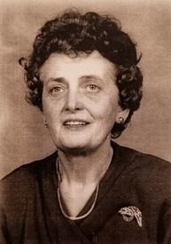 Ruth McCurdy  2018 avis de deces  NecroCanada