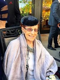 Frances Isabelle Woodward  2019 avis de deces  NecroCanada